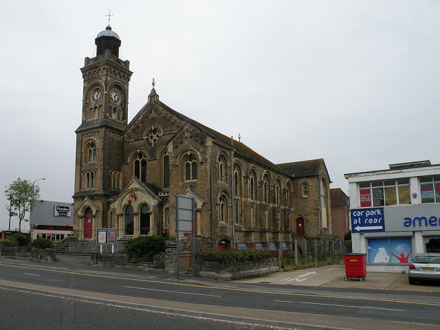 East Cliff United Reformed Church