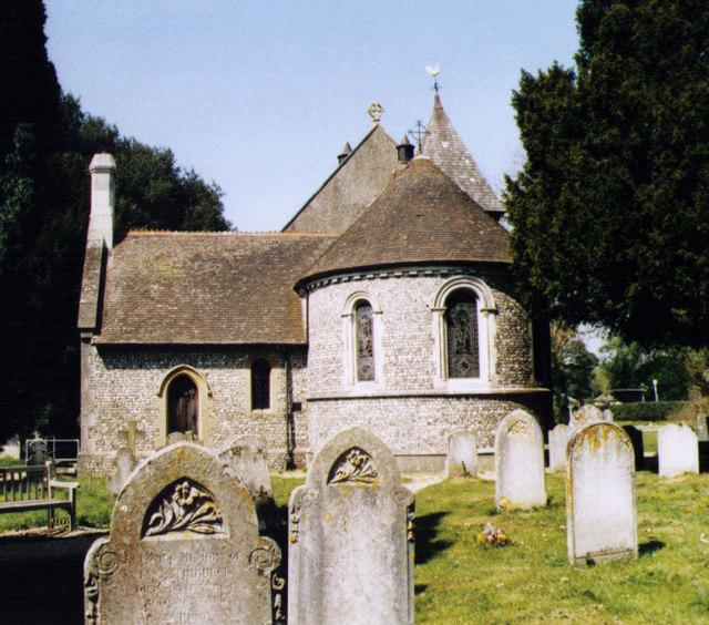 St Barnabas, Swanmore