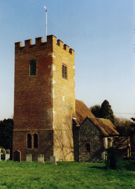 St Andrew, Tichborne