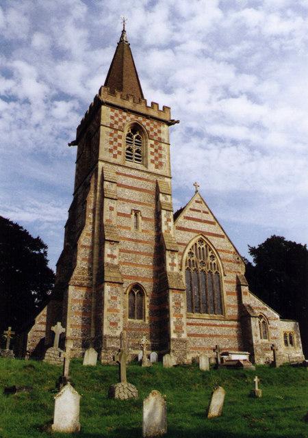 St Mary, Twyford