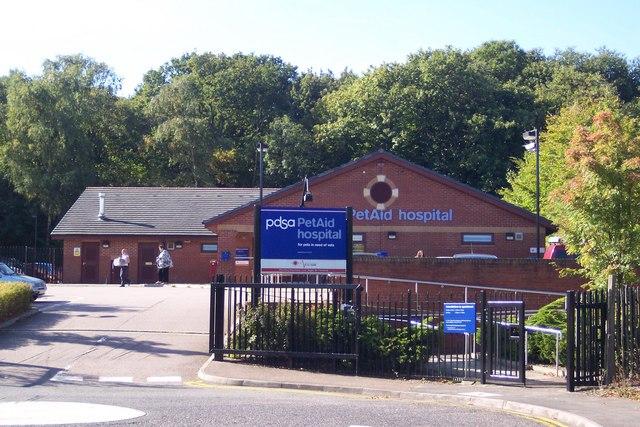 PDSA PetAid Hospital, Gillingham