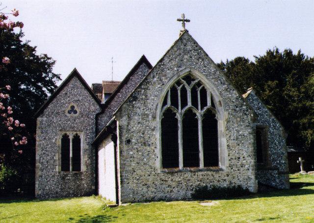 St Mary, Upham