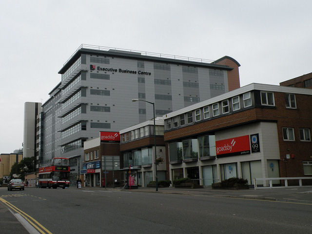 BU Executive Business Centre