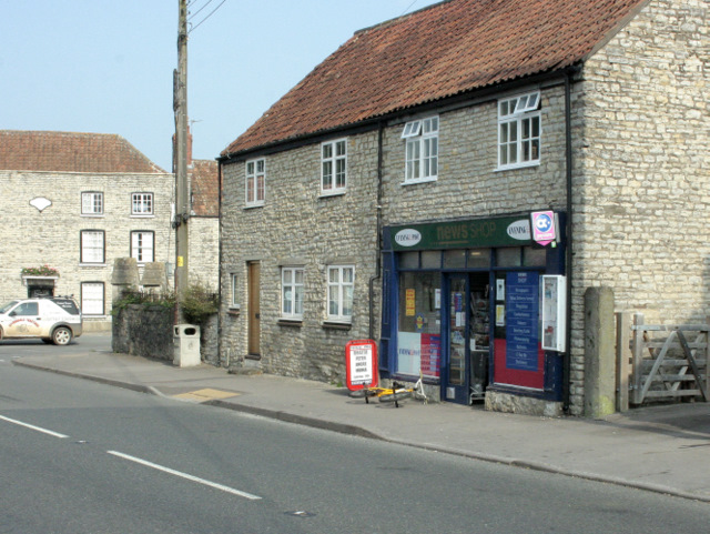 2009 : News Shop, Shortwood Road, Pucklechurch