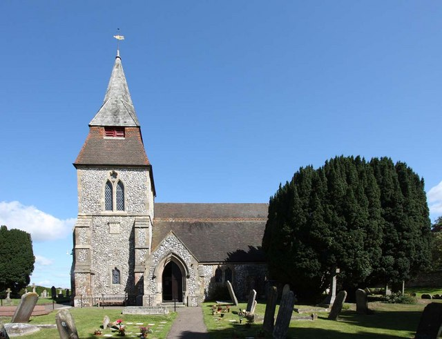 St Cosmas & St Damian, Keymer, Sussex
