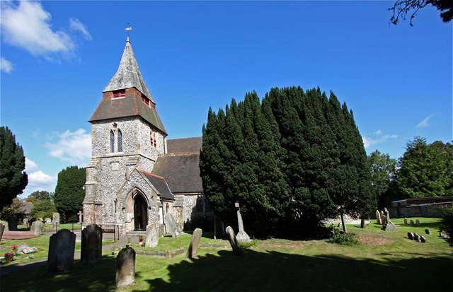 St Cosmas & St Damian, Keymer, Sussex