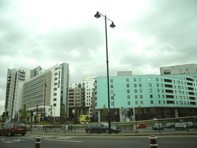 The Gateway,  Leeds