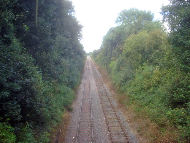 The National Forest Line at Ashby