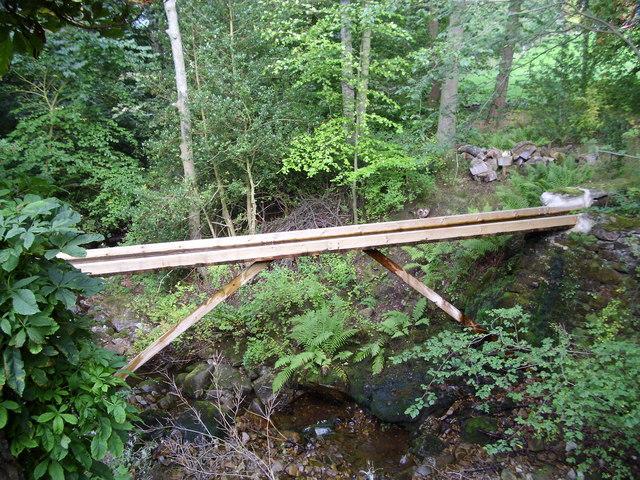 Aqueduct over Grinton Gill