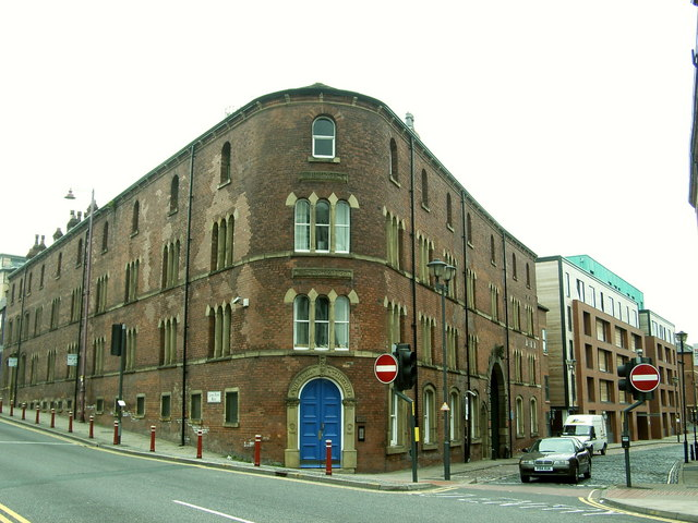 William Turton's,  The Calls,  Leeds