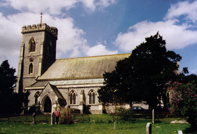 St John the Evangelist, West Meon