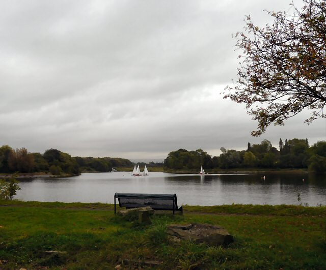 Gorton Lower Reservoir