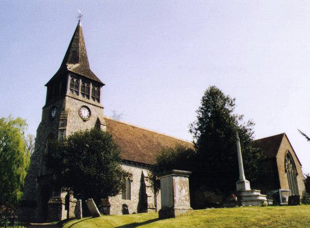 St Nicholas, Wickham