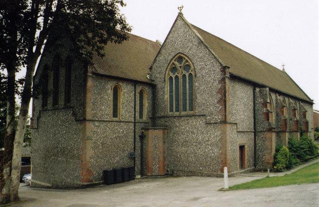 All Saints, Chilcomb, Winchester