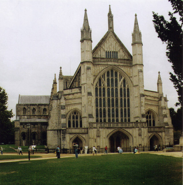 Holy Trinity Cathedral, Winchester