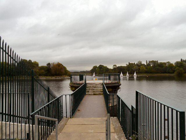 Gorton Lower Reservoir Valve Tower