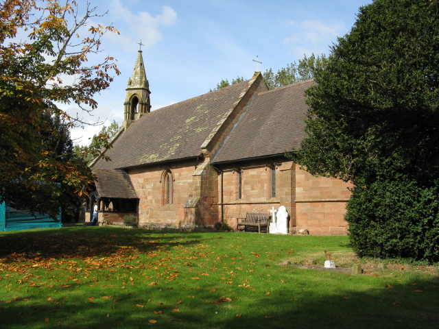 Little Witley Church From The Southeast