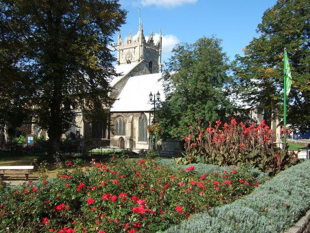 St Peter's church, Wisbech