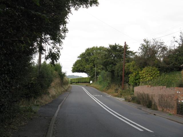 A443 Near Little Witley