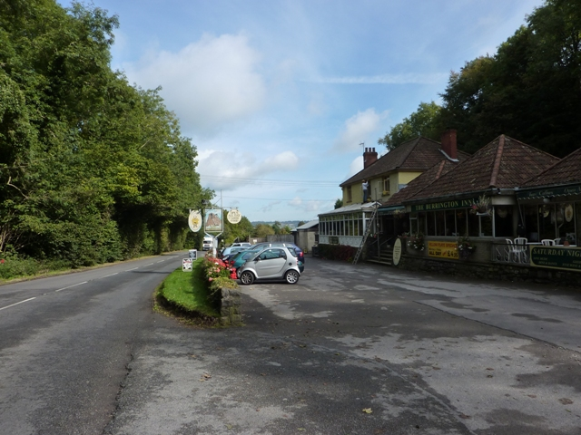 The Burrington Inn