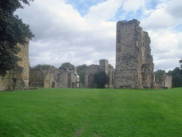 Ashby Castle - 2