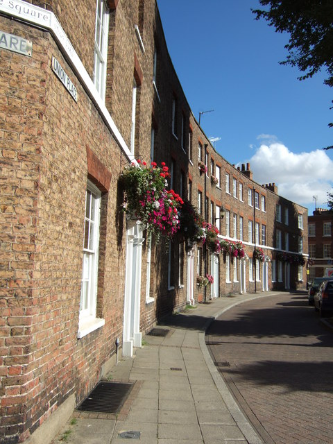 Union Place, Wisbech