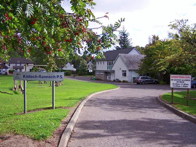 Kinloch Rannoch Primary School