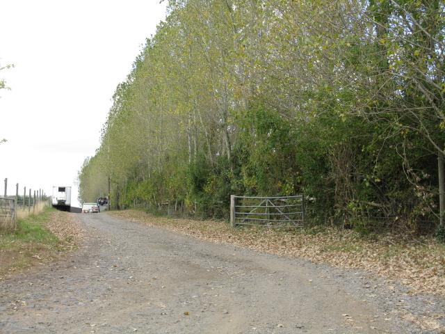Field Access, Hillhampton Farm