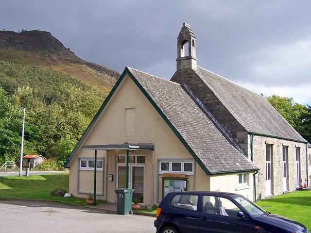 Kinloch Rannoch village hall