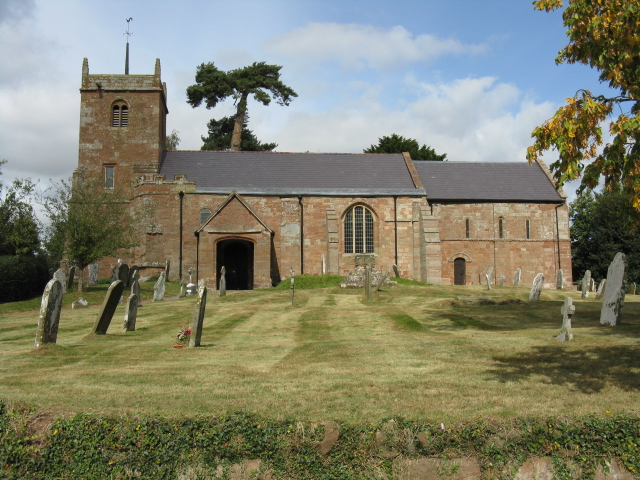 St Mary's Church, Shrawley