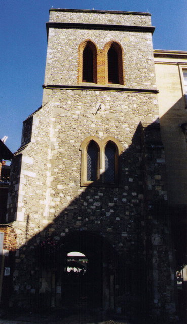 St Maurice, Winchester
