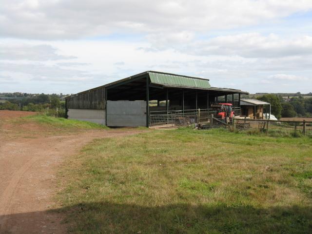 Farm Building, Court Farm, Shrawley