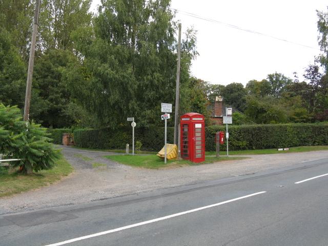 No Parking At The Phone Box
