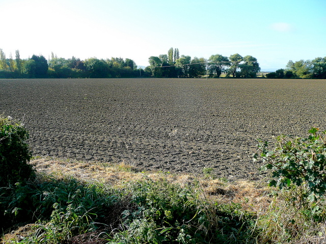 Arable land west of Childswickham