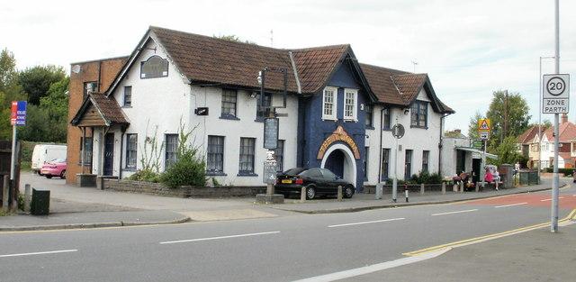 The Victoria, Nash Road, Newport