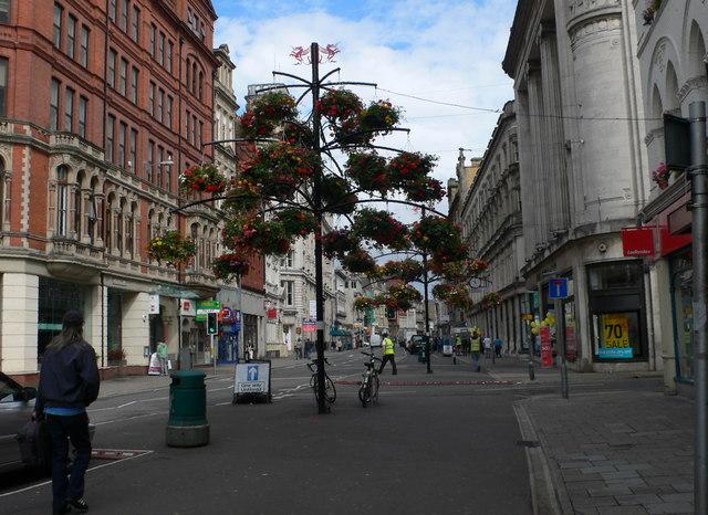 St Mary's Street, Cardiff