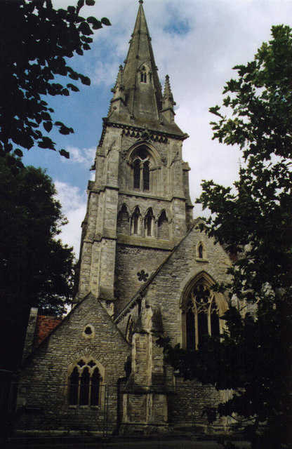 St Thomas & St Clement, Winchester