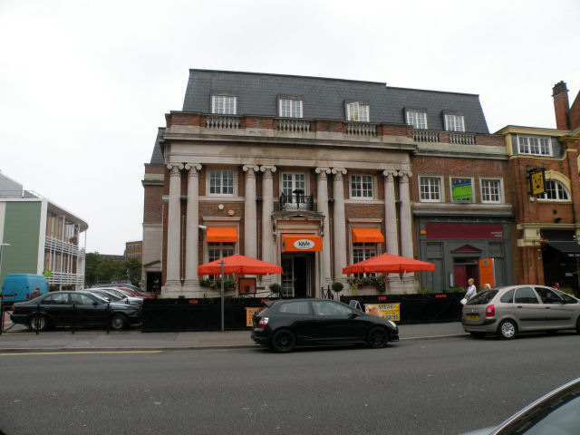 Kayla Brasserie, Holdenhurst Road