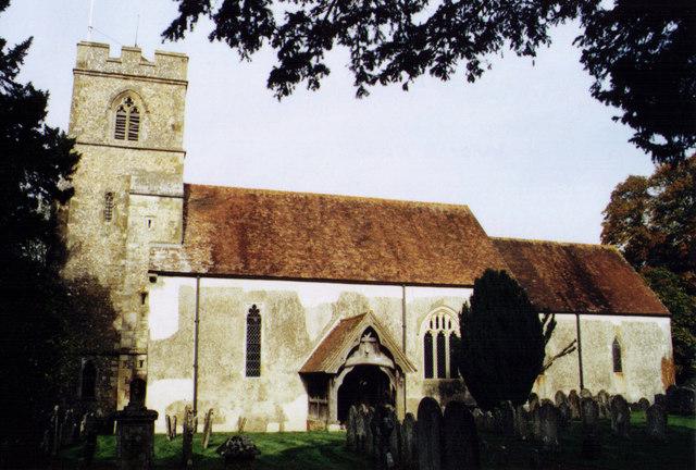 Holy Trinity, Wonston