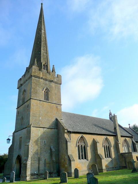 Church of St. Mary the Virgin, Childswickham