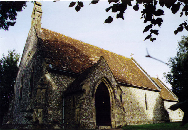 St James, Woodmancott