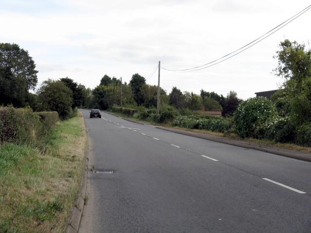 A443 Near The Elms