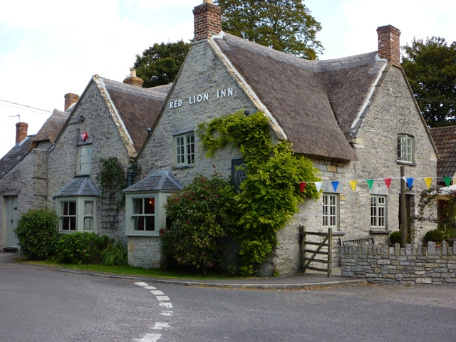 The Red Lion Inn, Babcary