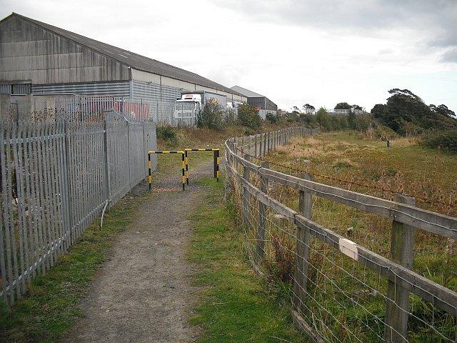 Fife coast path