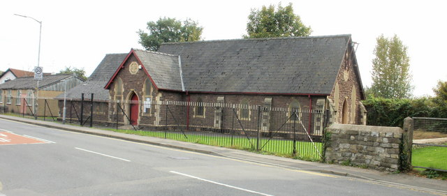 St Andrews, Liswerry, Newport