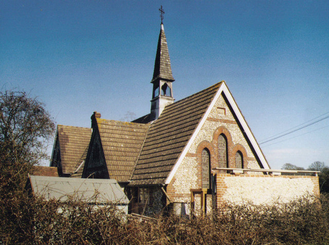 Mission Church, West Meon Woodlands