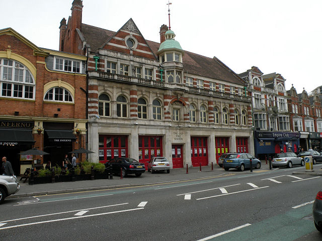 The Old Fire Station, Holdenhurst Road