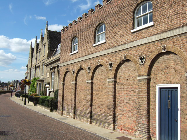 Arches, North Brink, Wisbech
