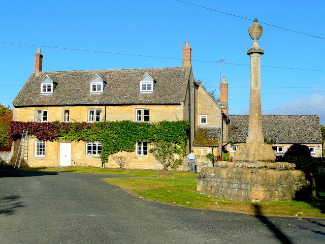 Fine Cotswold house in Childswickham