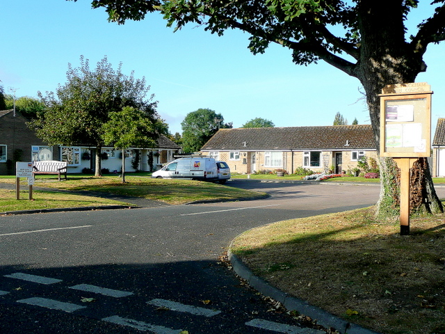 Old-folks' homes, Childswickham